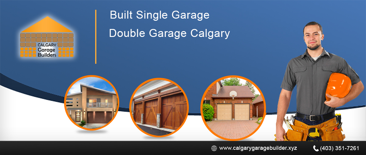 Tremendous Calgary Garage Builders