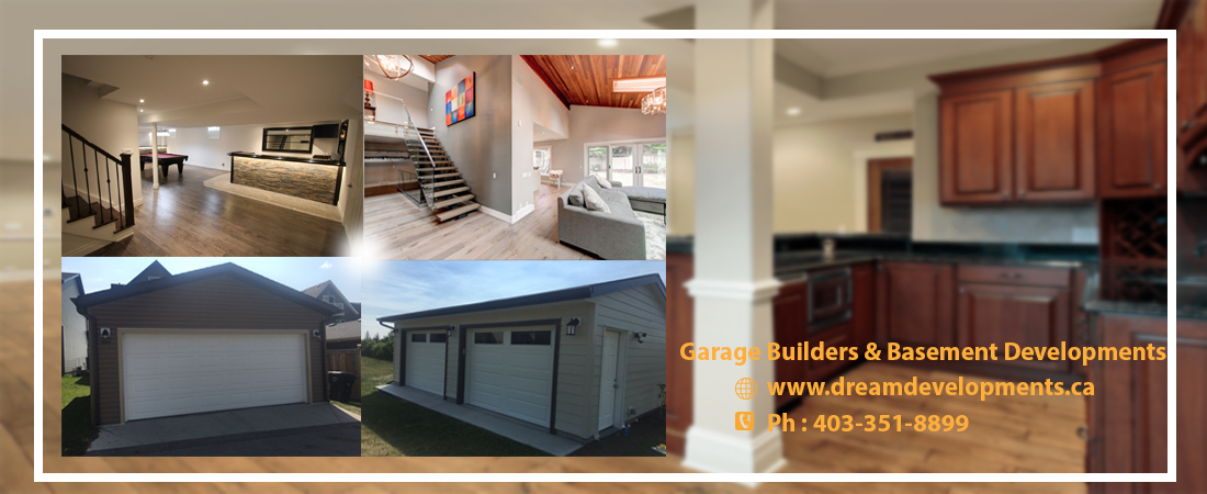 Garage Builders & Developments Calgary
