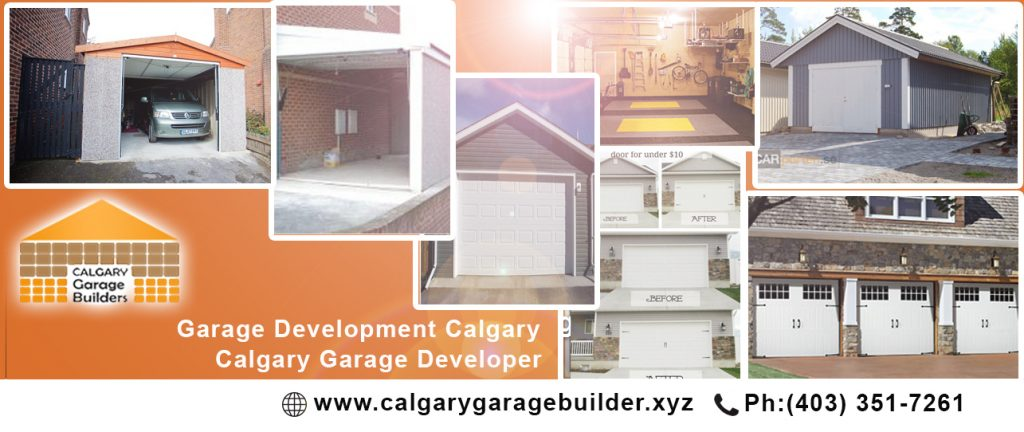 Garage Development Calgary