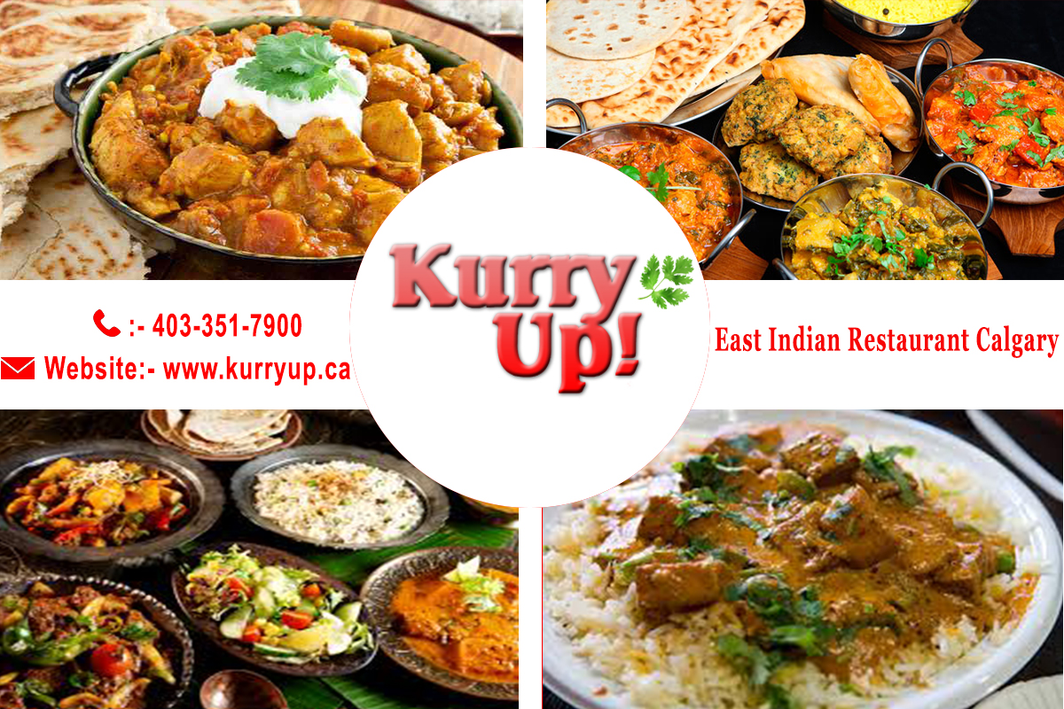 Popular Indian restaurant in Calgary