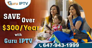 Guru IPTV Indian Channels